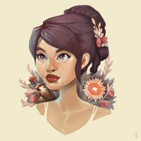 Bouquet by TLCook