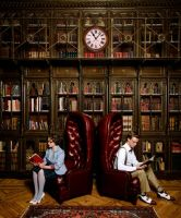 Library by ALILAR