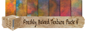 Freshly Baked Textures - Pack V by MearuFox