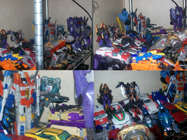 TF Display Organized now by lovefistfury