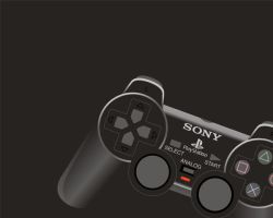 PS2 controller by Junkandres