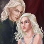 brother and sister by V-violet-vi