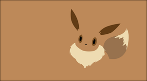 Eevee by dragonitearmy