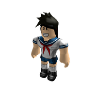 Mai new ROBLOX character xD by TeamN2