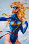 Ms. Marvel, detail by Dangerous-Beauty778