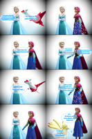 MMD Frozen-PKMN Comic - Dream - How to be a... by JackFrostOverland