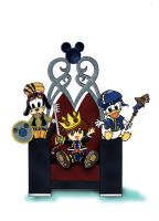 Little Kingdom Hearts by kingdomhearts