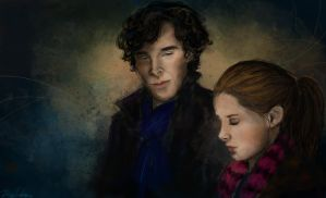 Sherlolly - Glance by fandomfinds10