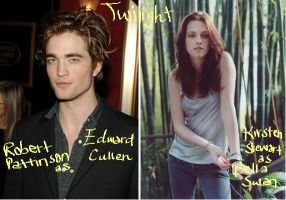 Edward and Bella by mirrorsEverywhere