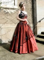 Belle of the Ball by EmpressBlackWings