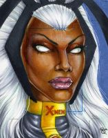 Storm, X-Men Archives AP by Dangerous-Beauty778
