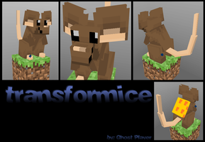 Transformice in Minecraft by GhosT-Player