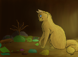 Goldenfeather Request by Avroora