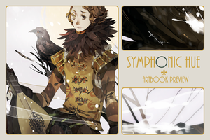 Symphonic Hue Artbook Preview by Tocatchad