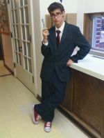 Tenth Doctor Costume by M41Aconner