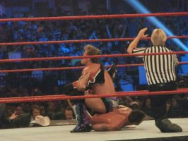 Chris Jericho vs CM Punk Payback by rkogirl1