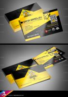 Entrepreneur Business Card by AnotherBcreation