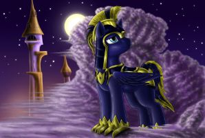Guarding the Night by zephyr093