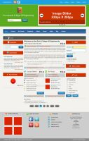 College Template for Joomla by designerweb