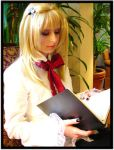 Misa Amane 3 by You-ate-my-soul