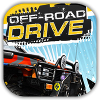 Off-Road Drive Game Icon by Wolfangraul