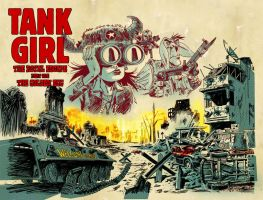 Tank Girl: the Royal EscapeDPS by NuclearNietzsche