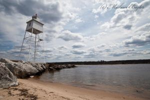 Grand Marais Lighthouse 2 by FBHphotography