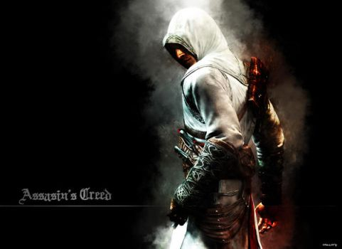 assassins' creed wallpaper by kunai-senbon