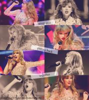 Taylor Swift: Never ever getting back together by almostlovers-forever