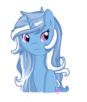 Ask Sketchy Trixie Headshot by pyrmappege