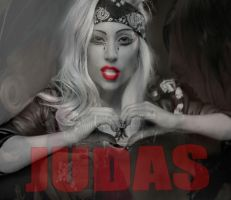 Lady GaGa - Judas by msb369