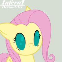 Fluttershy animation  #Doing commisions# by Infera1