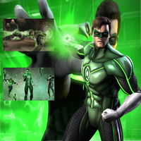 Injustice Green Lantern by BatNight768