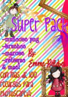 Super Pack Para mis Watchers by Emma-Belieber