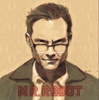 Mr. Robot by ronaldkaiser