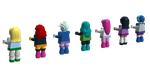 Lego My Little Pony Equestria Girls Minifigures #2 by SonicTheDashie