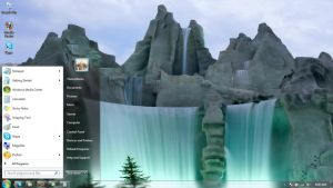 Canada-1 windows 7 theme by windowsthemes