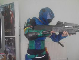 Halo Recon Armor by UnknownEmerald