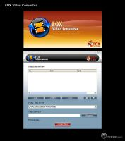 FOX Video Converter part 2 by seanking