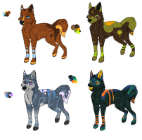 1.00 Adopts by WolfArtista
