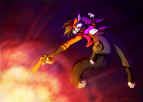 You're going down! [COLLAB] by Neotheta