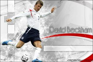 David  Beckham by sonasou