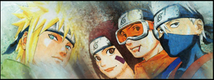 Team Yondaime by TheSpaz1732