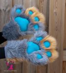 Bing's Handpaws by FurryFursuitMaker