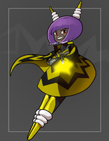 Mighty No. 3 by AtomicTiki