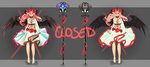 Adopts : Auction 3 [CLOSED] by AngelicHellraiser