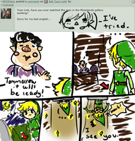 Ask Toon Link 10 by To0nLink