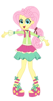 Fluttershy - Friendship Through the Ages by MixiePie