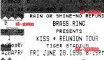 KISS / Alice In Chains Concert 6-28-96 by dA--bogeyman