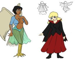 MH- 2012 Halloween costumes by BishiLover16